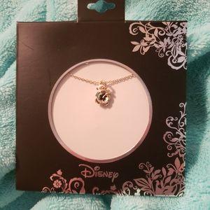 Disney Lilo & Stitch Hawaiian flower necklace NWT